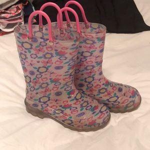 Other - Girls rain boots